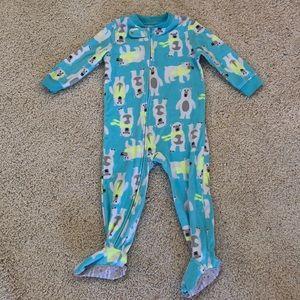 Carter's 24 Month Fleece Pajamas